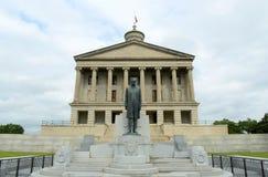 Капитолий положения Теннесси, Нашвилл, TN, США стоковое изображение rf