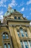 Капитолий положения Des Moines Айовы стоковая фотография rf
