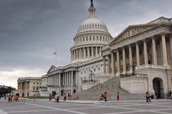 Капитолий Соединенных Штатов или конгресс США, Вашингтон d C , США стоковое фото