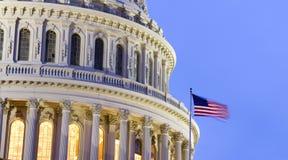 Капитолий США стоковое изображение rf
