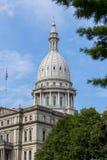 Капитолий штата Мичиган стоковое фото