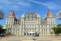 Капитолий штат Нью-Йорк, Albany, NY, США Стоковое фото RF