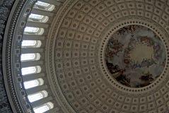 Капитолий Dome2 Стоковые Изображения RF