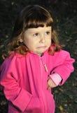 капризная девушка Стоковое фото RF