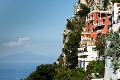 Капри, Италия Стоковые Изображения RF