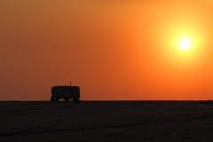 караван Стоковая Фотография