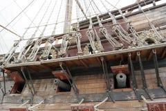 Карамболи Galleon стоковая фотография rf