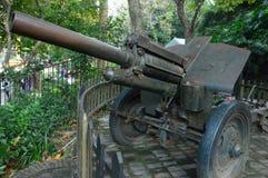 Карамболь используемый для того чтобы сопротивляться оккупантам в войне стоковая фотография rf