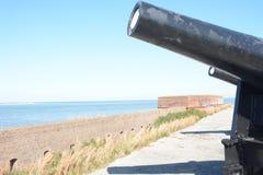 Карамболь направляет к направленные северными к входу с океаном к востоку стоковые изображения