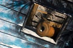 карамболь Стоковое фото RF