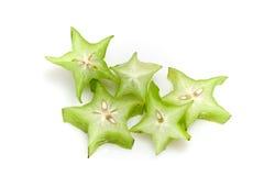 Карамбола или Starfruit Стоковые Изображения