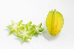 Карамбола Карамбола l Averrhoa Звезда плодоовощ Стоковые Изображения