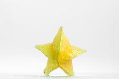 Карамбола Карамбола l Averrhoa Звезда плодоовощ Стоковые Фотографии RF