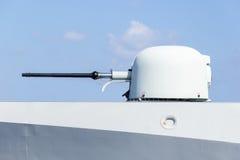 Карамболь военного корабля Стоковые Фото