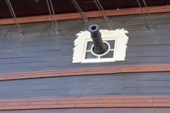 Карамболь военного корабля Стоковое Фото
