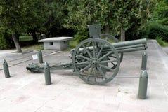 Карамболь в Marasesti Mausoluem Стоковые Фотографии RF