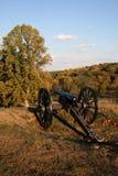 Карамболь гражданской войны соединения Стоковая Фотография RF