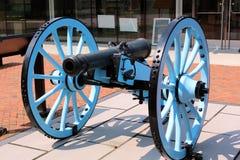 Карамболь гражданской войны Стоковые Фото