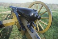 Карамболь на Gettysburg, национальном парке PA Стоковое фото RF