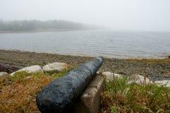 Карамболь острова дуба - Новая Шотландия - Канада Стоковая Фотография
