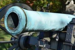 Карамболь - парк Gettysburg национальный воинский, Пенсильвания Стоковая Фотография RF