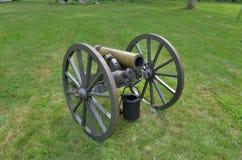 Карамболь эры гражданской войны Стоковые Фотографии RF