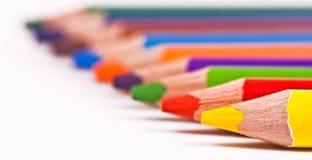 карандаши цвета Стоковые Фотографии RF