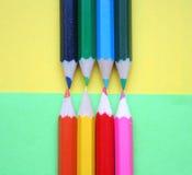 карандаши Стоковое Изображение