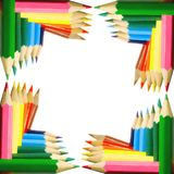 карандаши Стоковые Фотографии RF
