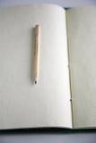 карандаш журнала Стоковое Изображение RF