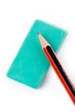карандаш истирателя Стоковая Фотография RF