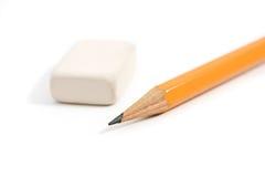 карандаш истирателя Стоковое Изображение RF