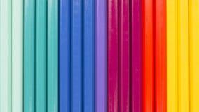 Карандаш картины цвета и фото предпосылки Стоковое Фото