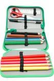 карандаш коробки Стоковое Фото