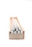 карандаш коробки Стоковые Изображения