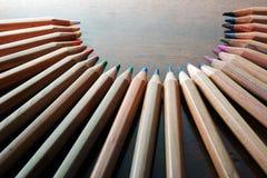 карандаш луны Стоковые Изображения RF