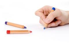 карандаш свободной руки Стоковые Фото