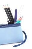 карандаш случая Стоковые Изображения