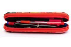 карандаш случая Стоковые Фото