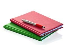 карандаш тетради Стоковые Фотографии RF