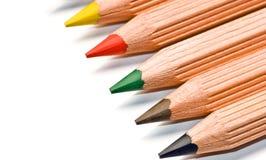 карандаш цвета стоковое изображение rf