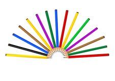 Карандаш цвета Стоковое Фото