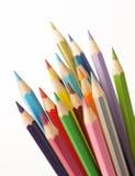 карандаш цвета Стоковая Фотография