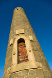 карандаш Шотландия Великобритания памятника largs ayshire Стоковое фото RF