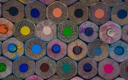 Карандаши расцветки стоковое изображение