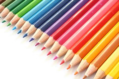 карандаши цвета Стоковые Изображения