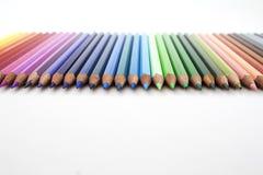 Карандаши цвета Стоковые Фото