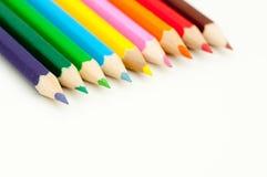 Карандаши для рисовать Стоковая Фотография RF