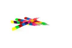 Карандаш цветастый Стоковое Фото