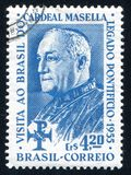 Кардинал Masella Aloisi Benedetto Стоковое Изображение